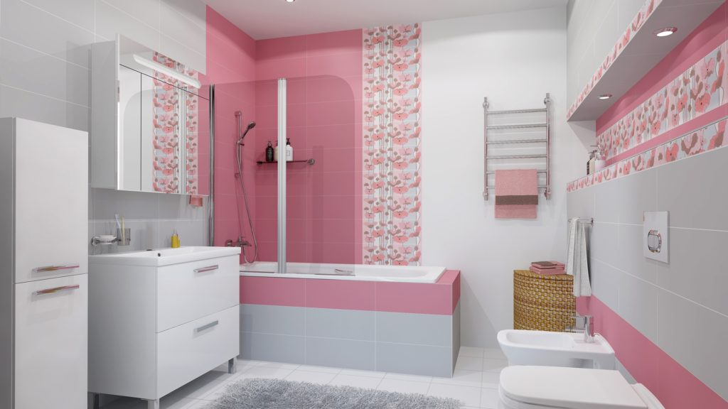 Как правильно выбрать плитку для ванной